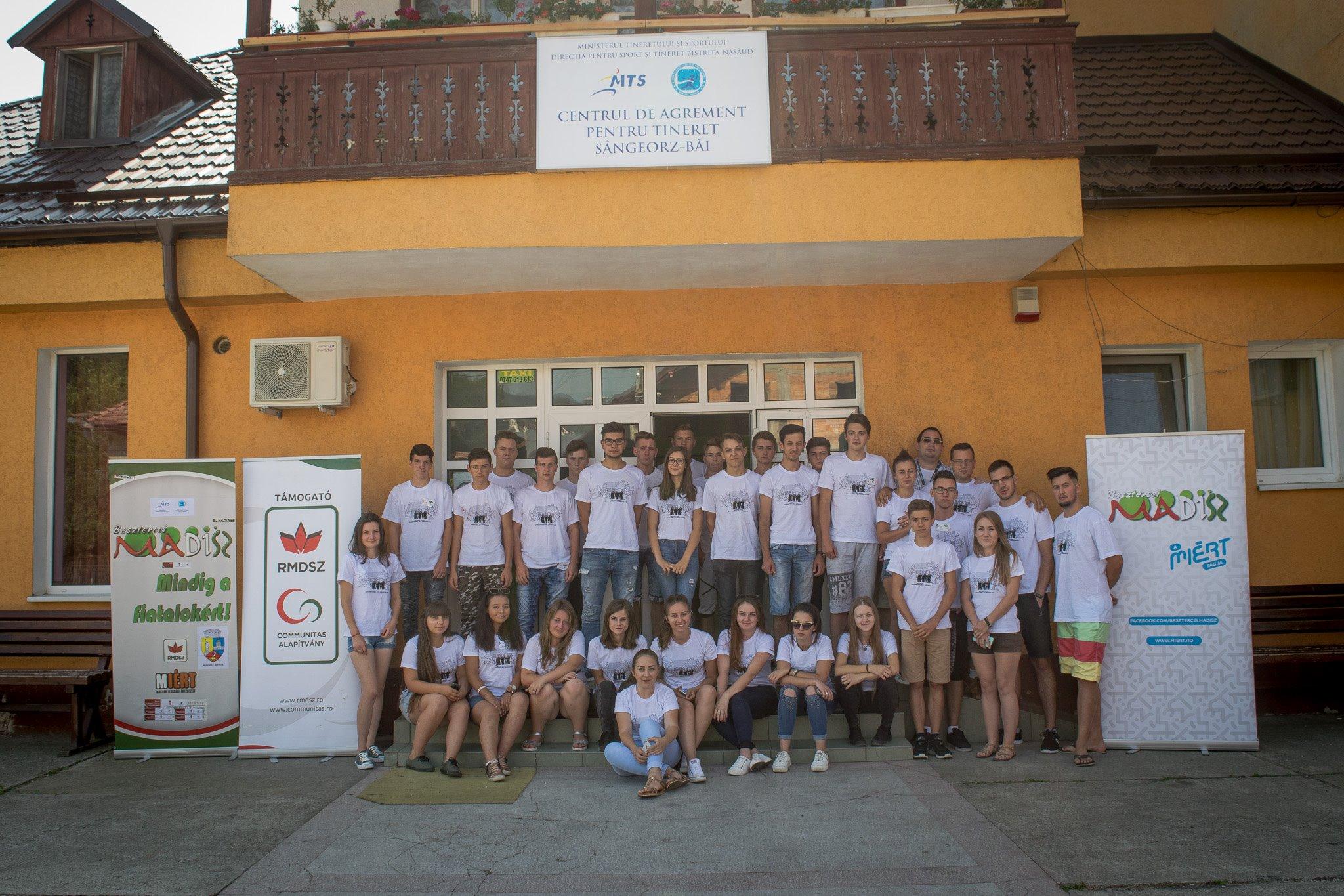 XIV. MADISZ Ifjúsági Tábor